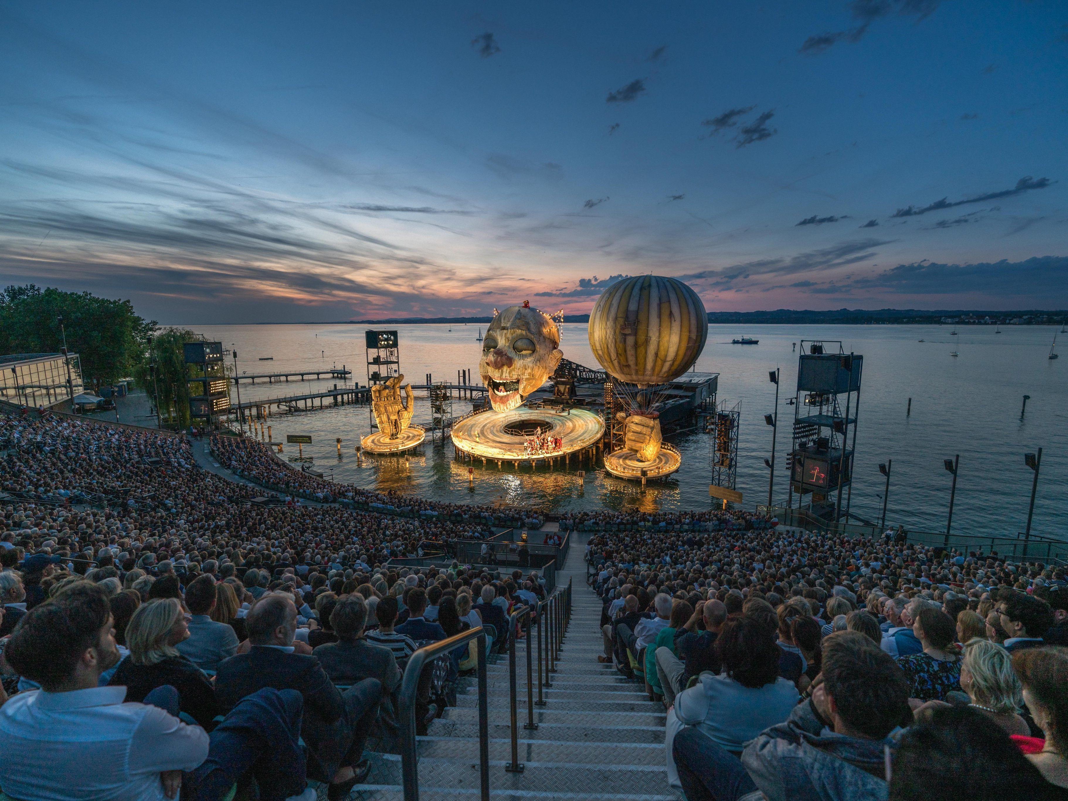 Bregenzer Festspiele 2020 Tickets