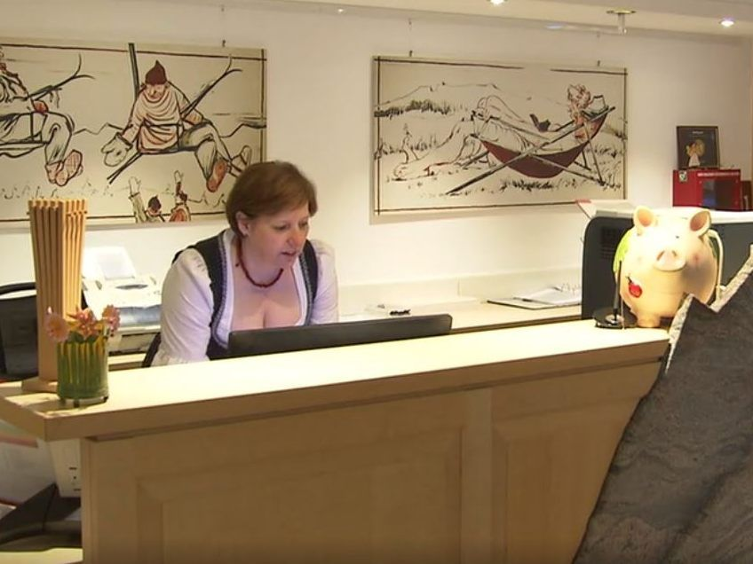 Blackmailers: a growing problem in the hotel industry in Vorarlberg.