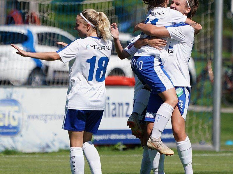 FFC Fairvesta Vorderland in Runde 2 zu Gast beim FC