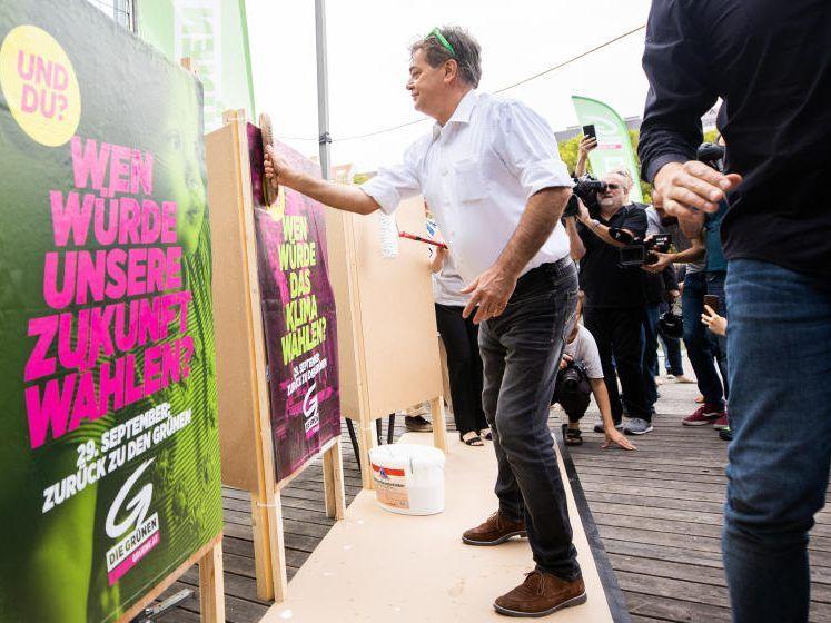 Live: Grüne präsentieren Wahlprogramm