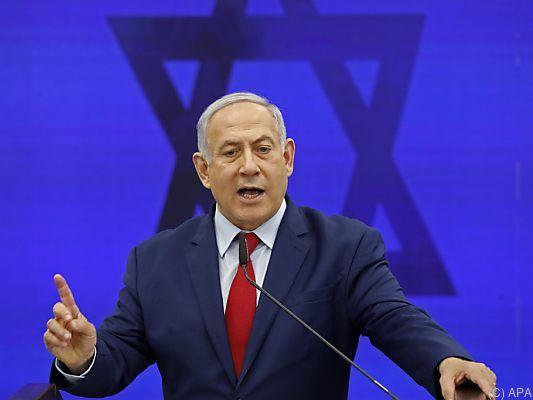 Netanjahus Annexionspläne lösen international Kritik aus