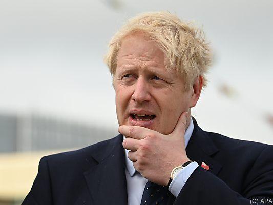 Johnson hält Brexit-Einigung bis zum EU-Gipfel für möglich