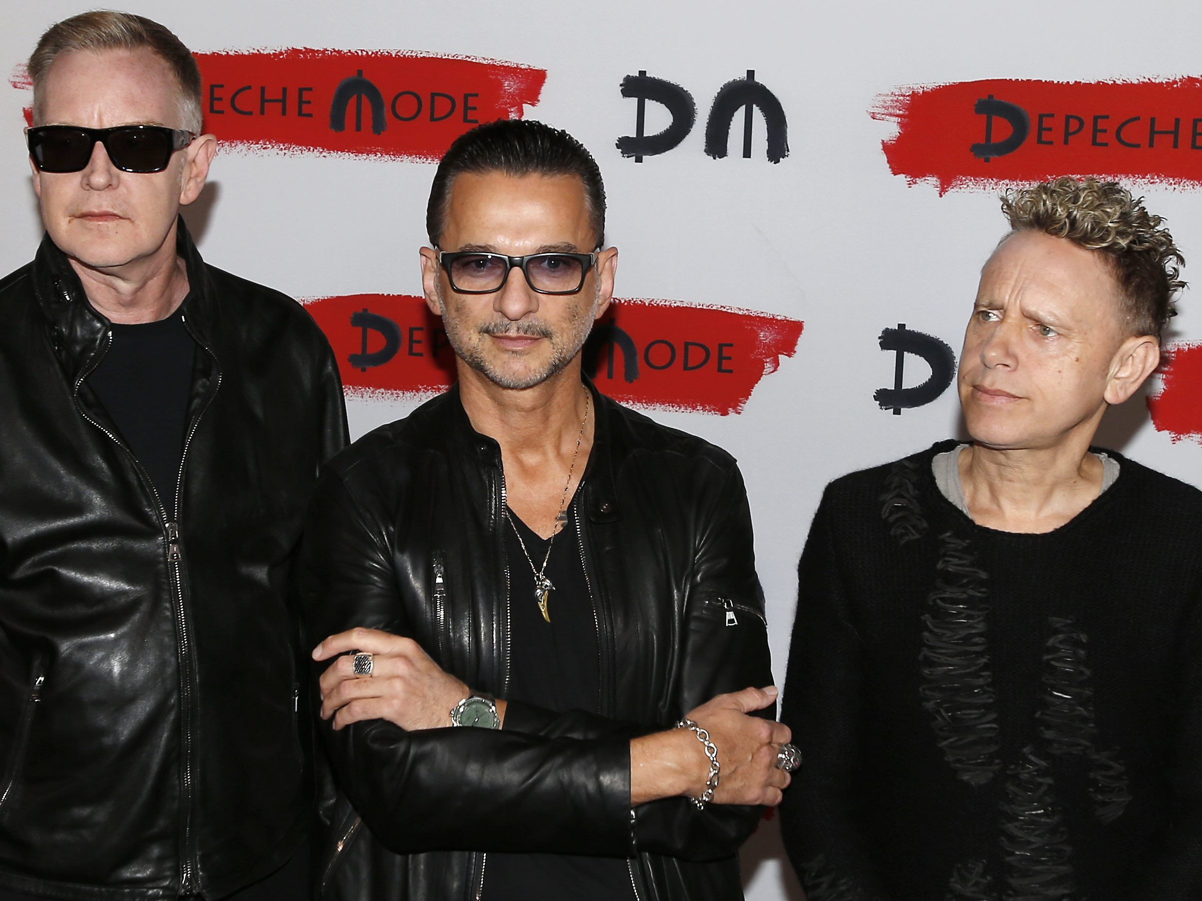 Kult-Band: Depeche Mode.