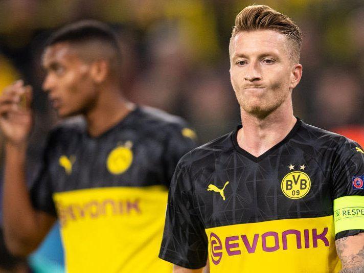 Marco Reus (Borussia Dortmund) platzt im Sky-Interview der Kragen | Fußball