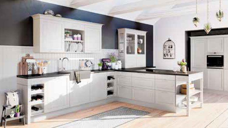 Landhausküche – klassische Werte sind wichtig