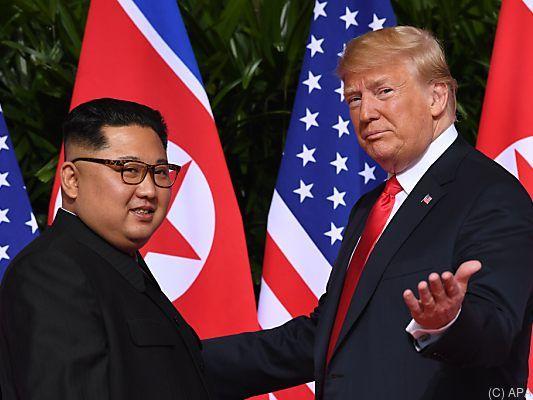 Vor Gesprächen mit den USA: Nordkorea feuert erneut Raketen ab