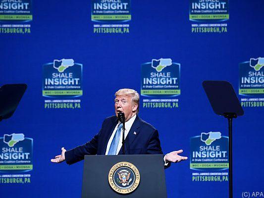Fragwürdige Geographiekenntnisse: Trump verspricht Mauer in Colorado - fernab der Grenze zu Mexiko