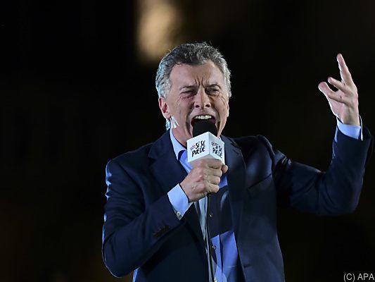 Trotz Kirchner und Krise:Argentinier wählen Präsident Macri ab