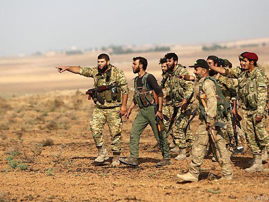 Sechstägige Waffenruhe in Nordsyrien läuft aus