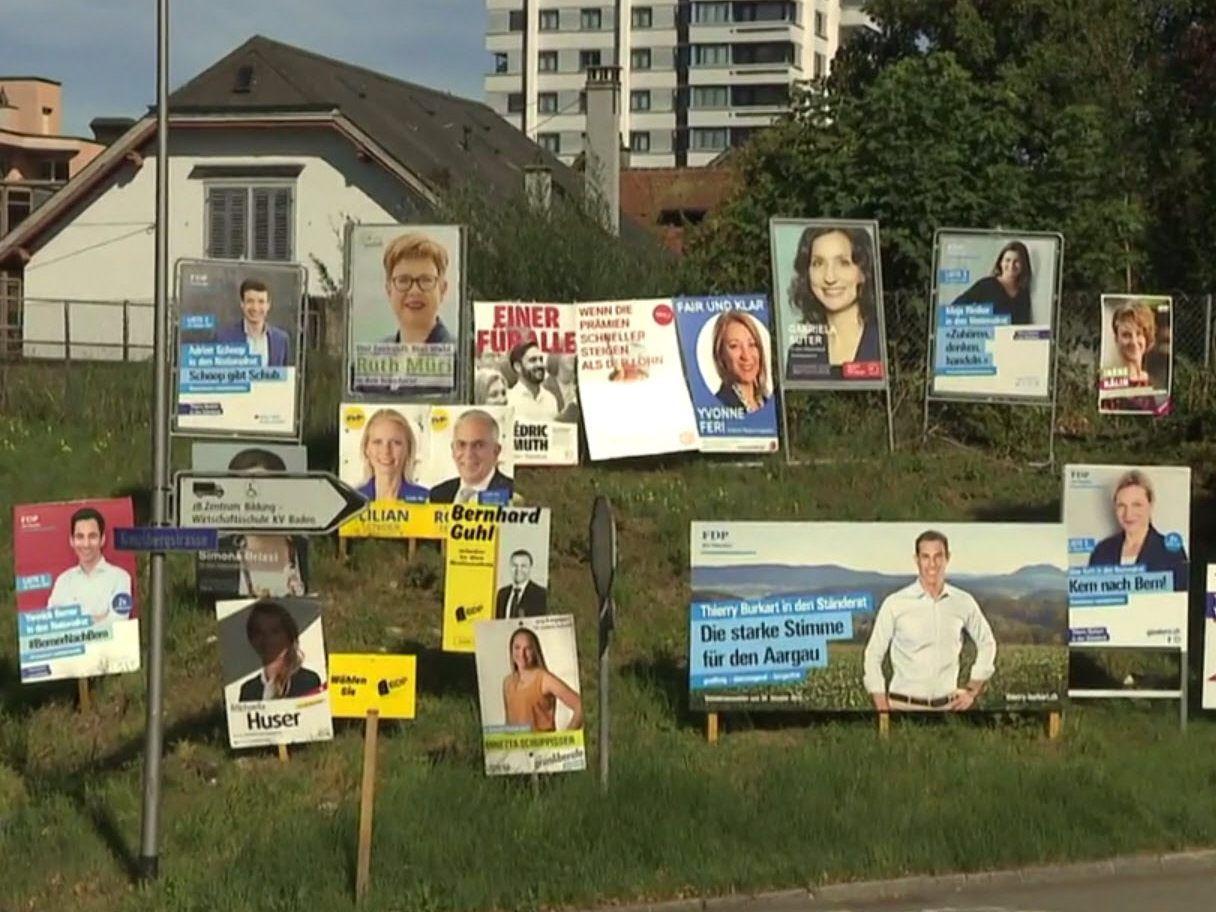 Schweizer Parlamentswahl: Grüne Parteien sind große Gewinner