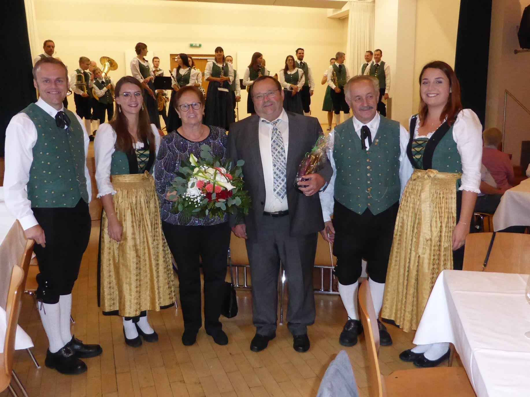 überraschung Zur Goldenen Hochzeit Stallehr Volat