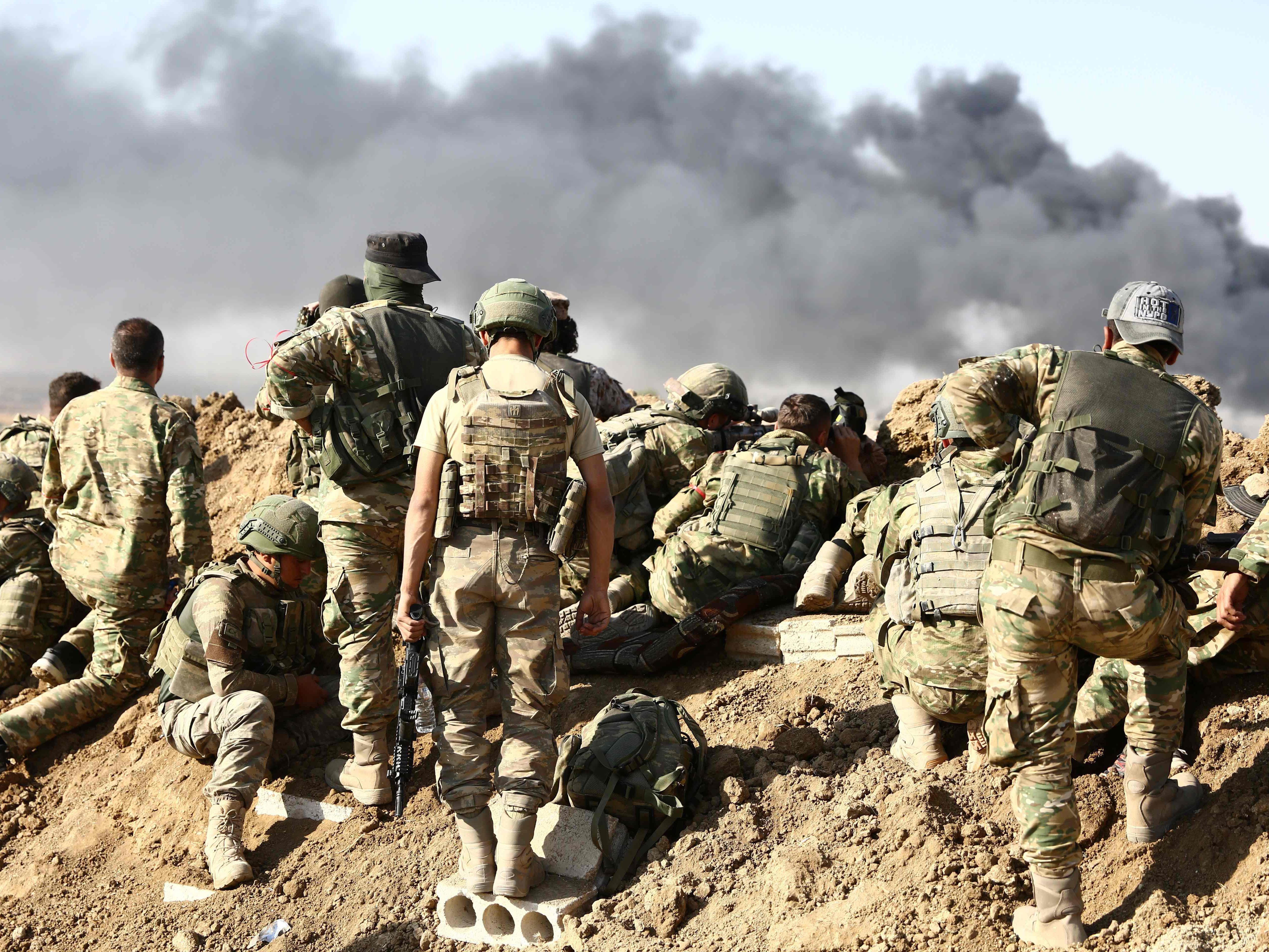EU verurteilt türkische Militäroffensive in Nordsyrien