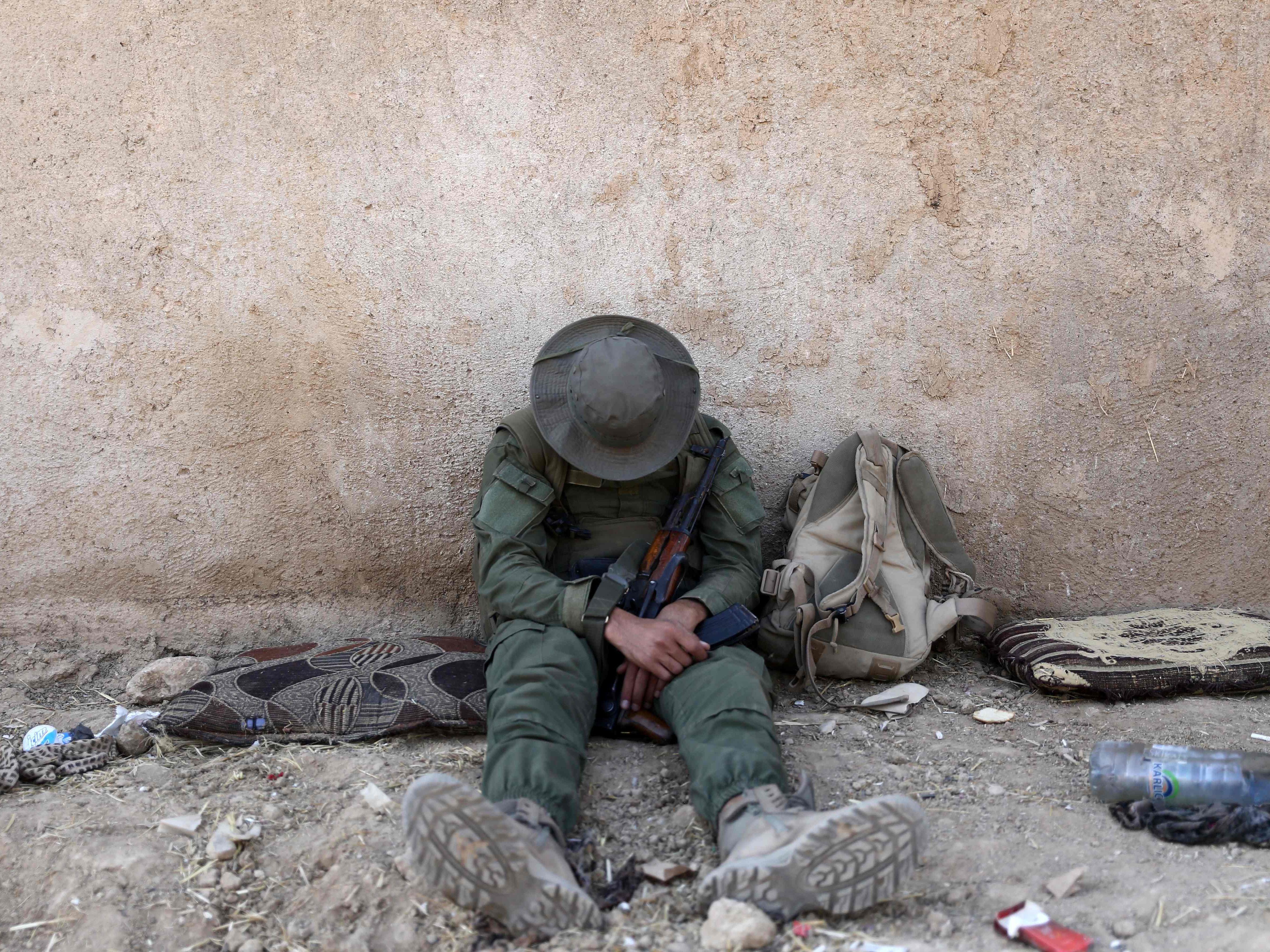 Türkischer Einmarsch in Syrien: IS-Familien soll Flucht gelungen sein