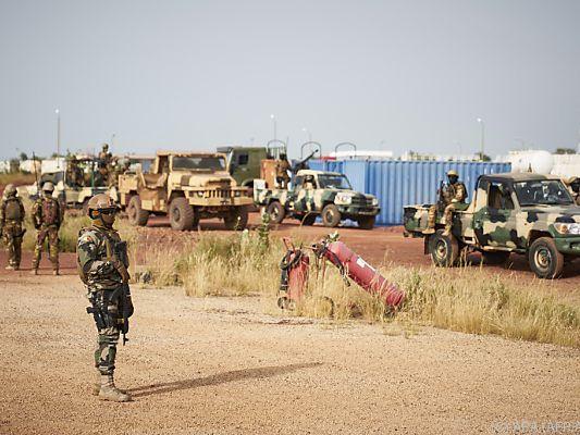 Mindestens 35 Soldaten in Mali bei Überfall getötet