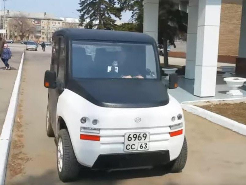 Erstes russisches Elektroauto kommt auf den Markt