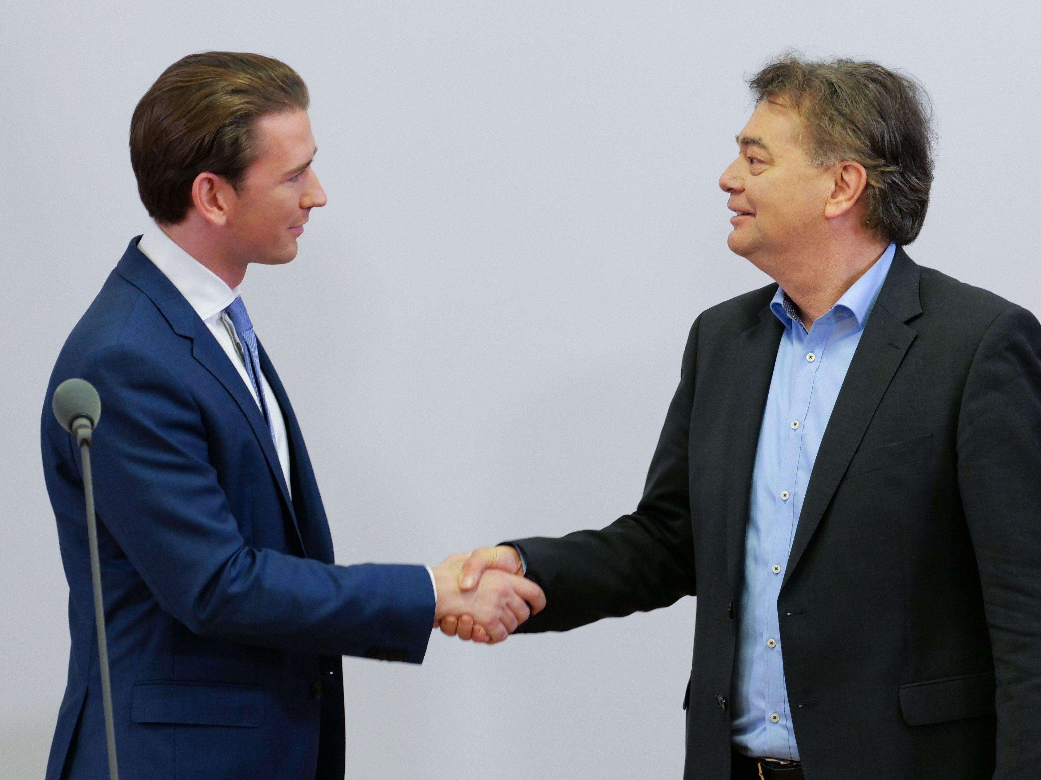 100 Verhandler arbeiten an Einigung zwischen ÖVP und Grünen
