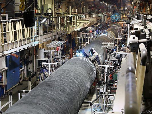 Ostsee-Pipeline: Gerhard Schröder kritisiert US-Sanktionen gegen Nord Stream 2