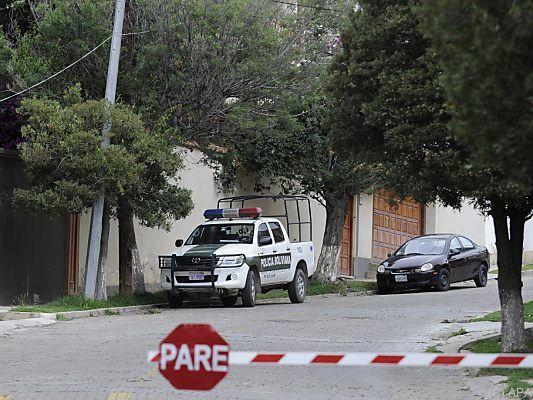 Justiz: Bolivien hindert spanische Diplomaten am Betreten der mexikanischen Botschaft