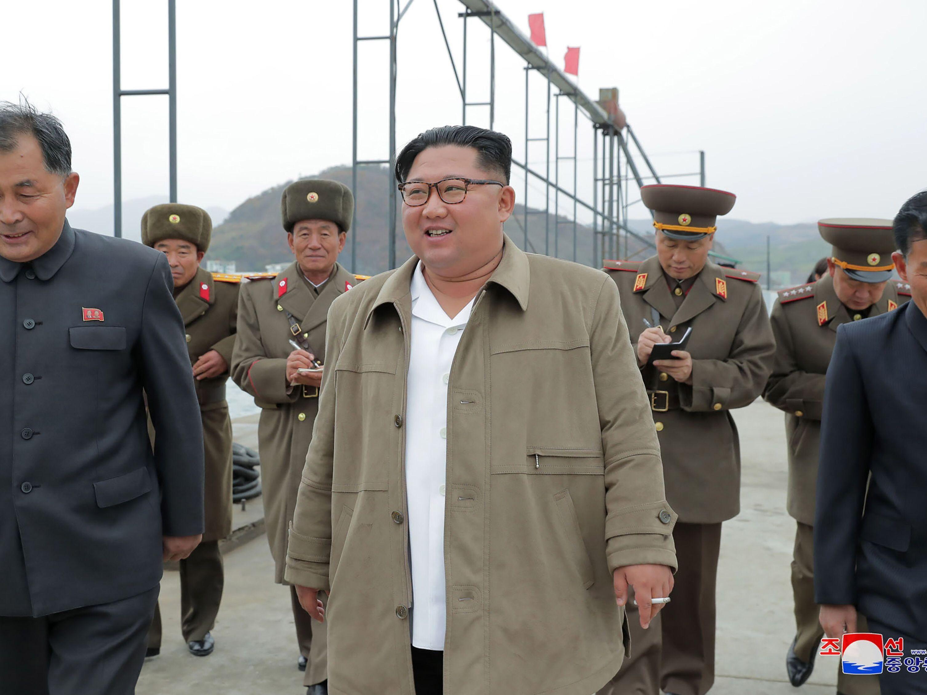 Nordkoreas UNO-Botschafter erteilt