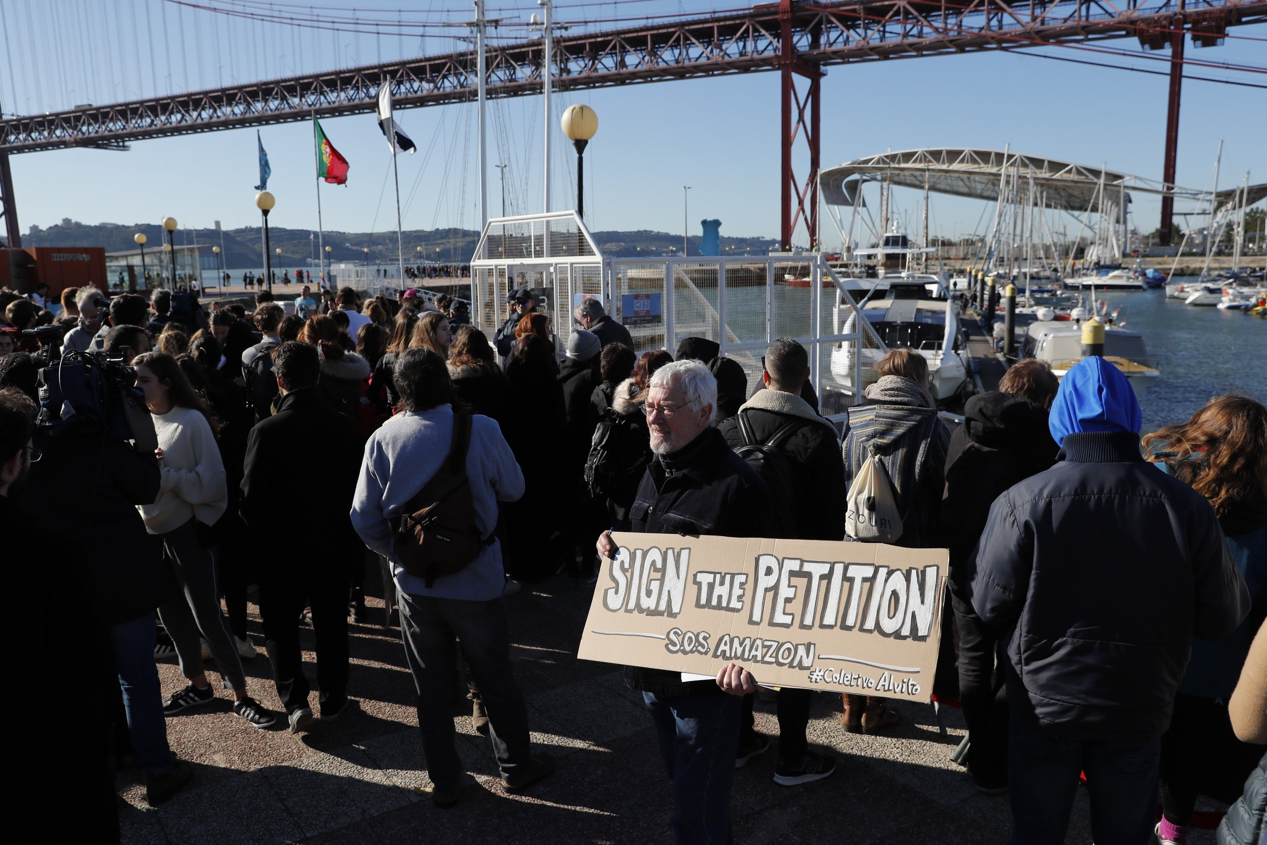 Rummel um Greta Thunberg in Madrid