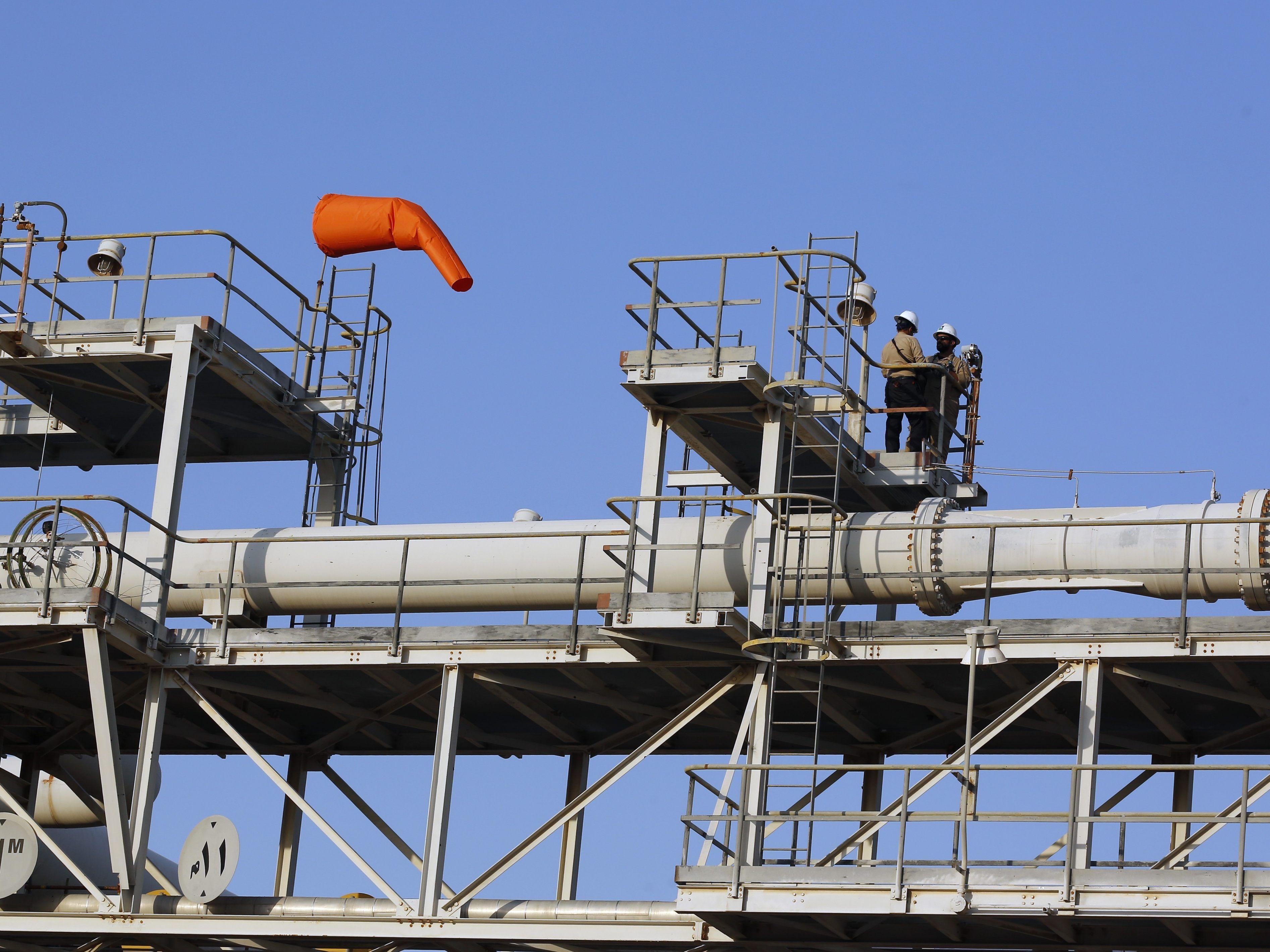 Weltgrößter Ölkonzern Saudi Aramco debütiert über Ausgabepreis