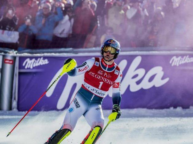 Alexis Pinturault Konnte Historischen Sieg Landen Ski Weltcup Vol At