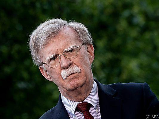 Impeachment von Trump - Bolton will vor Senat aussagen