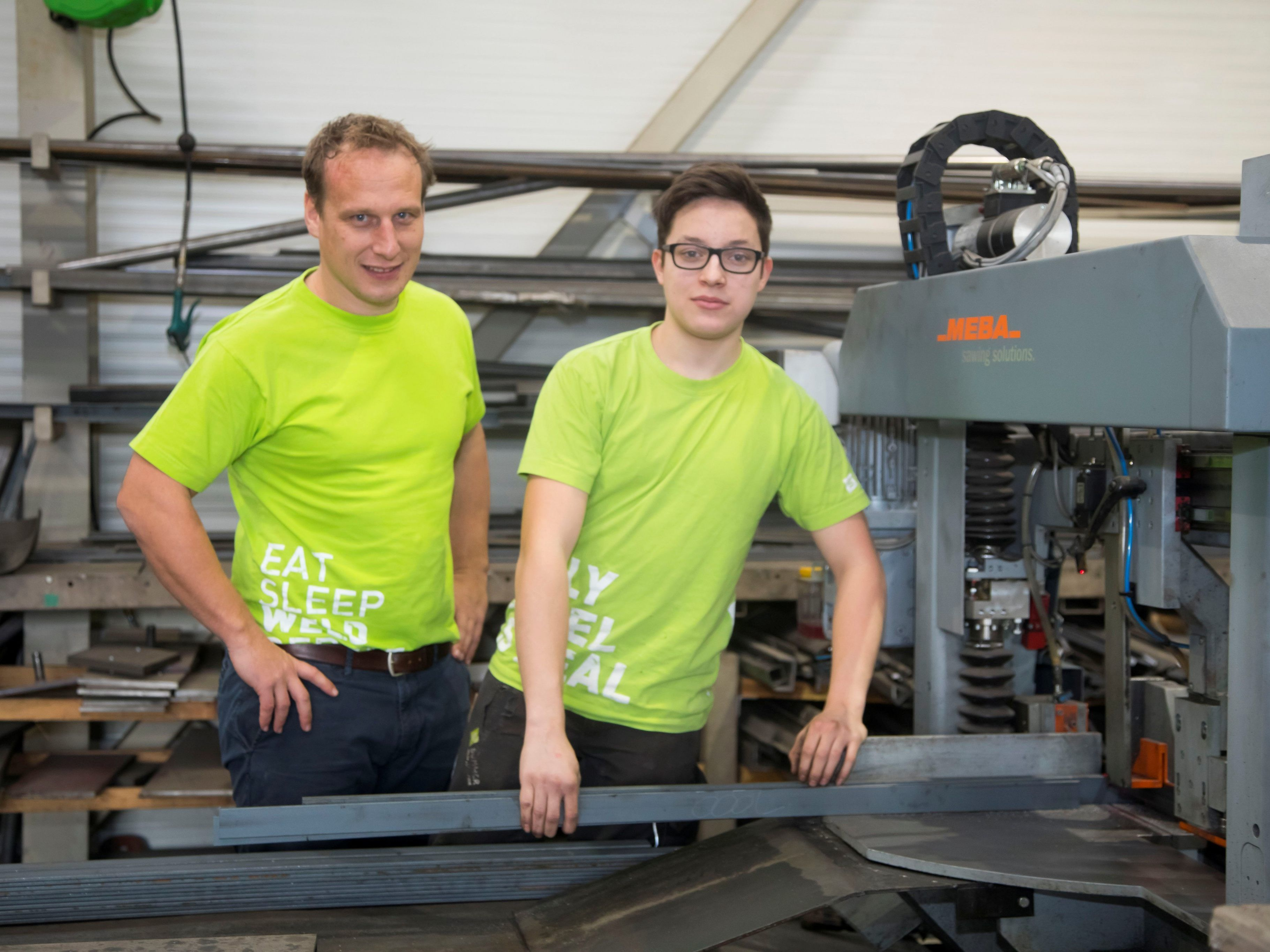Summer Metalltechnik in Feldkirch
