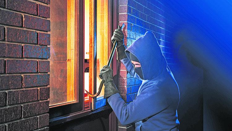 Höhere Sicherheit vor Wohnungseinbrechern