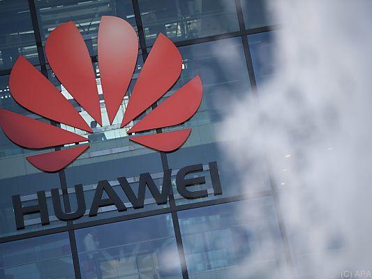 USA verschärfen Anklage gegen chinesischen Huawei-Konzern