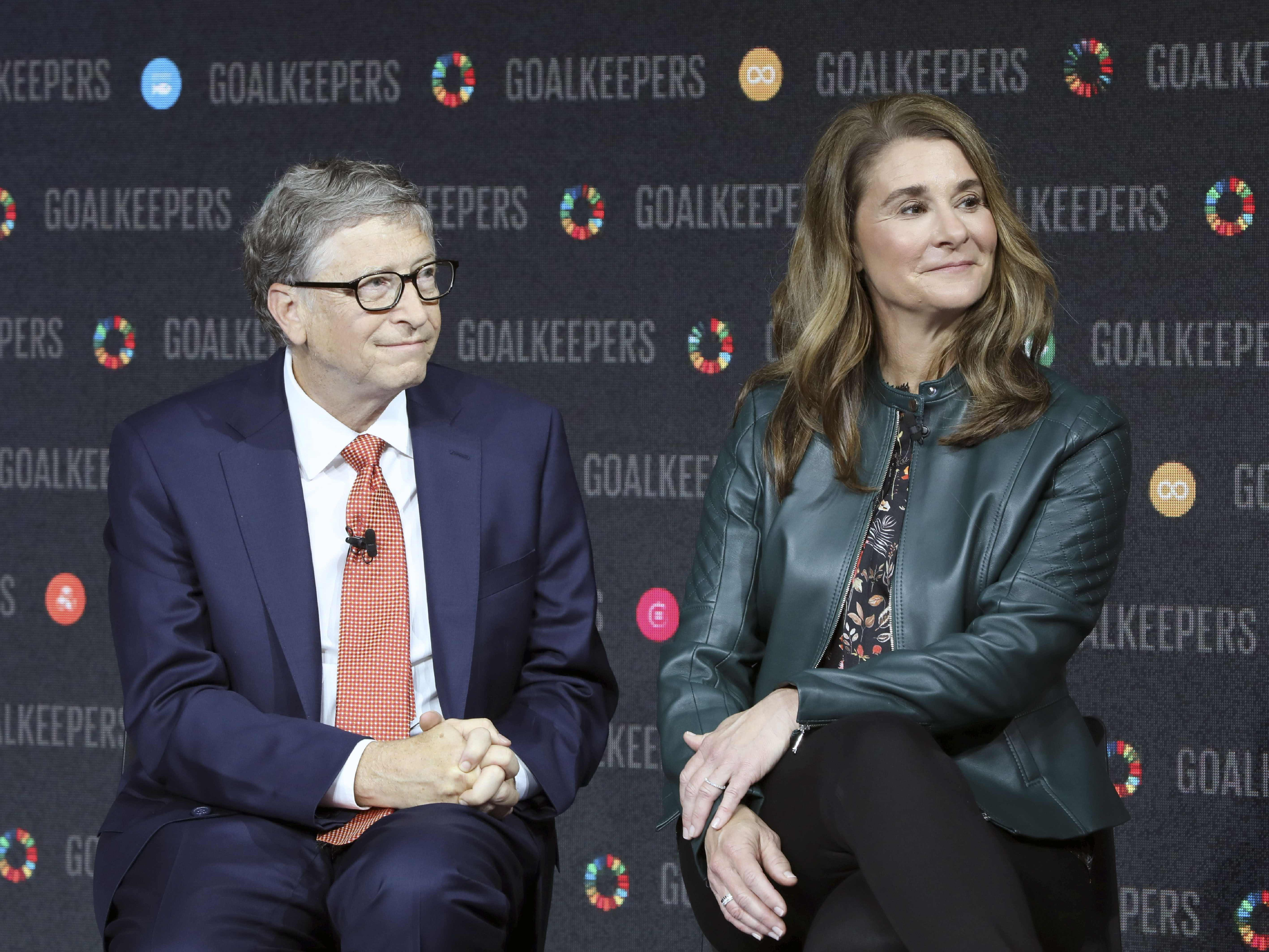 Bill Gates Eltern