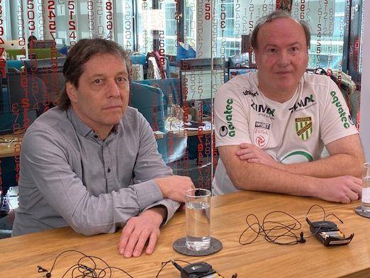 Cup-Finale: Reiner Calmund drckt Austria Lustenau die