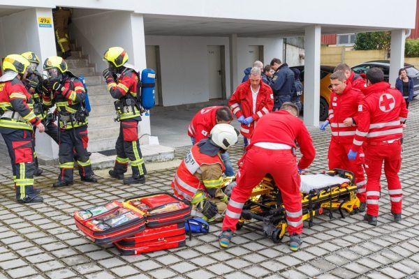 Vorarlberg: Küchenbrand in Ludesch