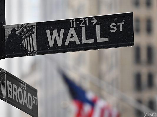 Dow Jones schießt um 11,37% in die Höhe - stärkster Handelstag seit 1933