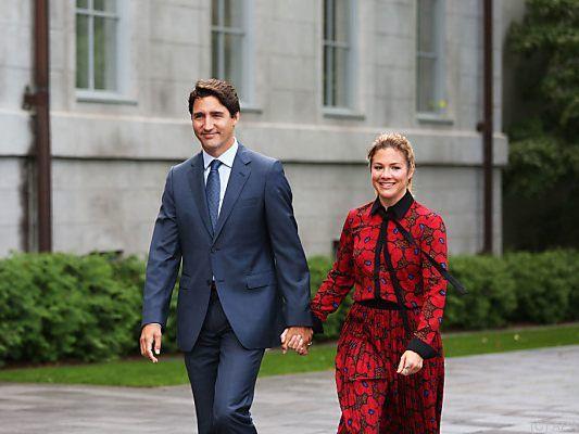 Coronavirus: Sophie Grégoire Trudeau positiv getestet