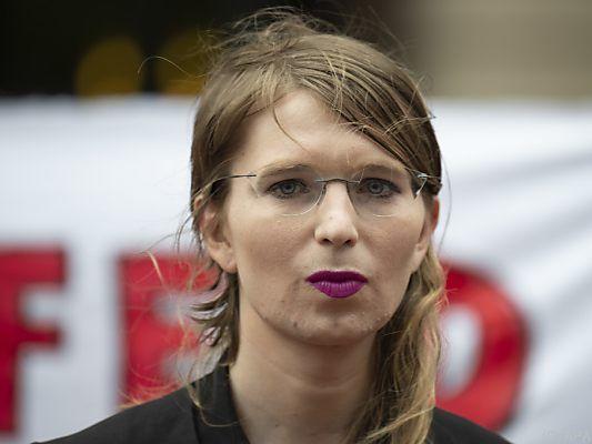Whistleblowerin: Chelsea Manning nach Selbstmordversuch im Krankenhaus