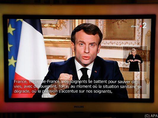 Ausgangssperre in Frankreich | EU schließt Außengrenzen