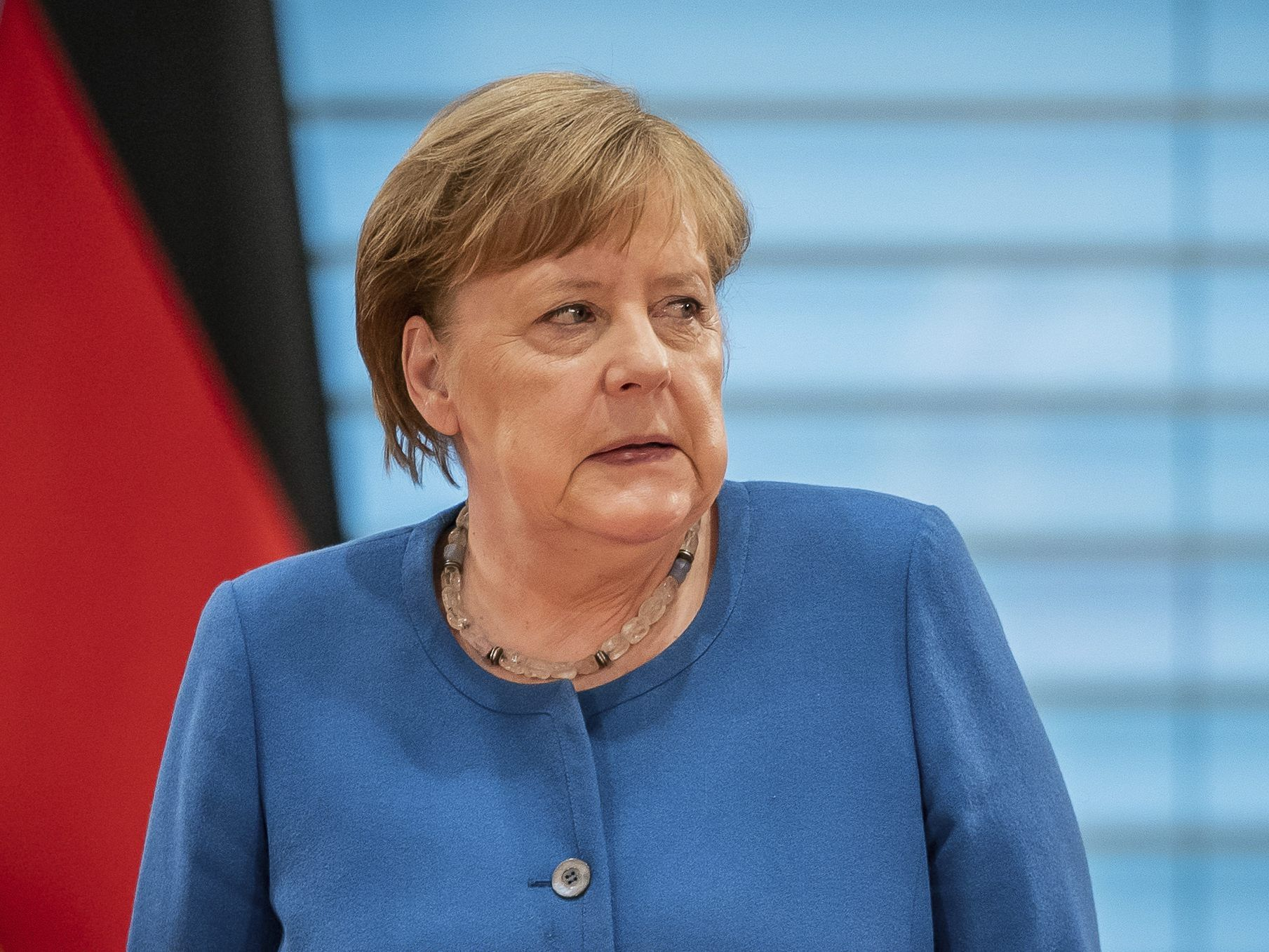 Covid-19 - Merkel muss in Quarantäne - Kontakt zu positiv getestetem Arzt