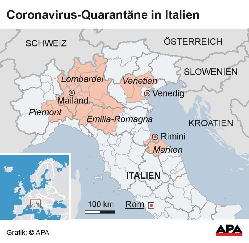 wo ist die lombardei in italien