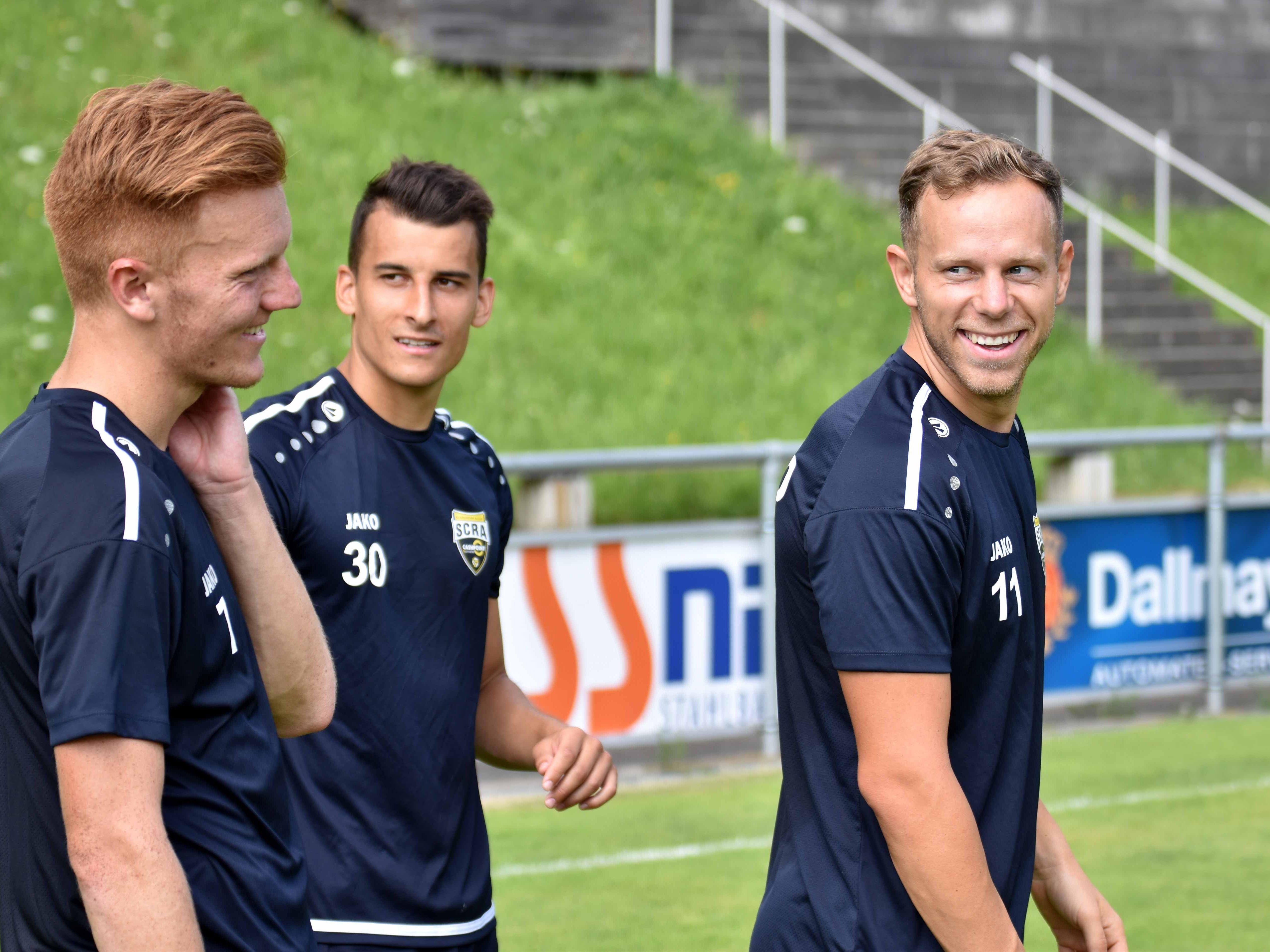 Altach gewinnt packende Partie gegen Salzburg - volunteeralert.com