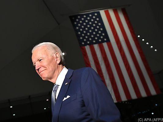 Biden weist Vorwurf eines sexuellen Übergriffs zurück