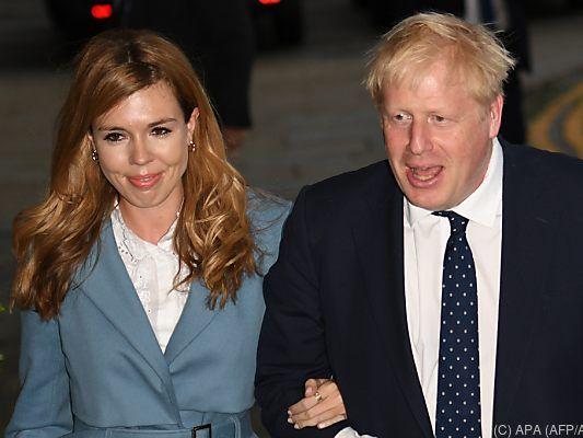 Boris Johnsons Sohn heißt Wilfred