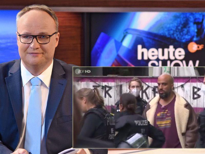 Fünf Verletzte bei Angriff auf ZDF Kamerateam in Berlin