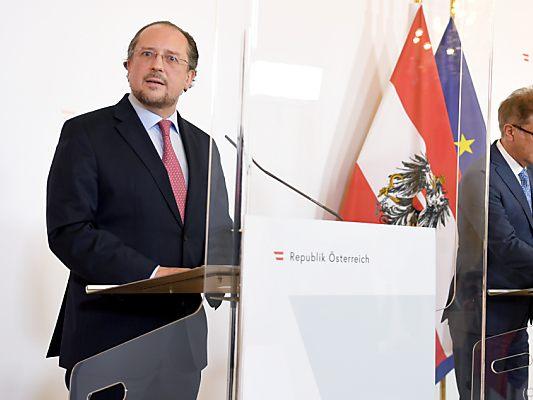 Österreich öffnet alle Grenzen außer eine