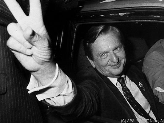 Olof Palme: Täter nach 34 Jahren ausgeforscht