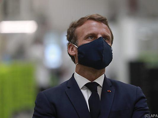Macron: Frankreich lockert ab morgen Auflagen weiter
