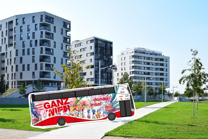 Donauinselfest 2020: Bus-Tour startet ab 1. Juli mit Live-Acts