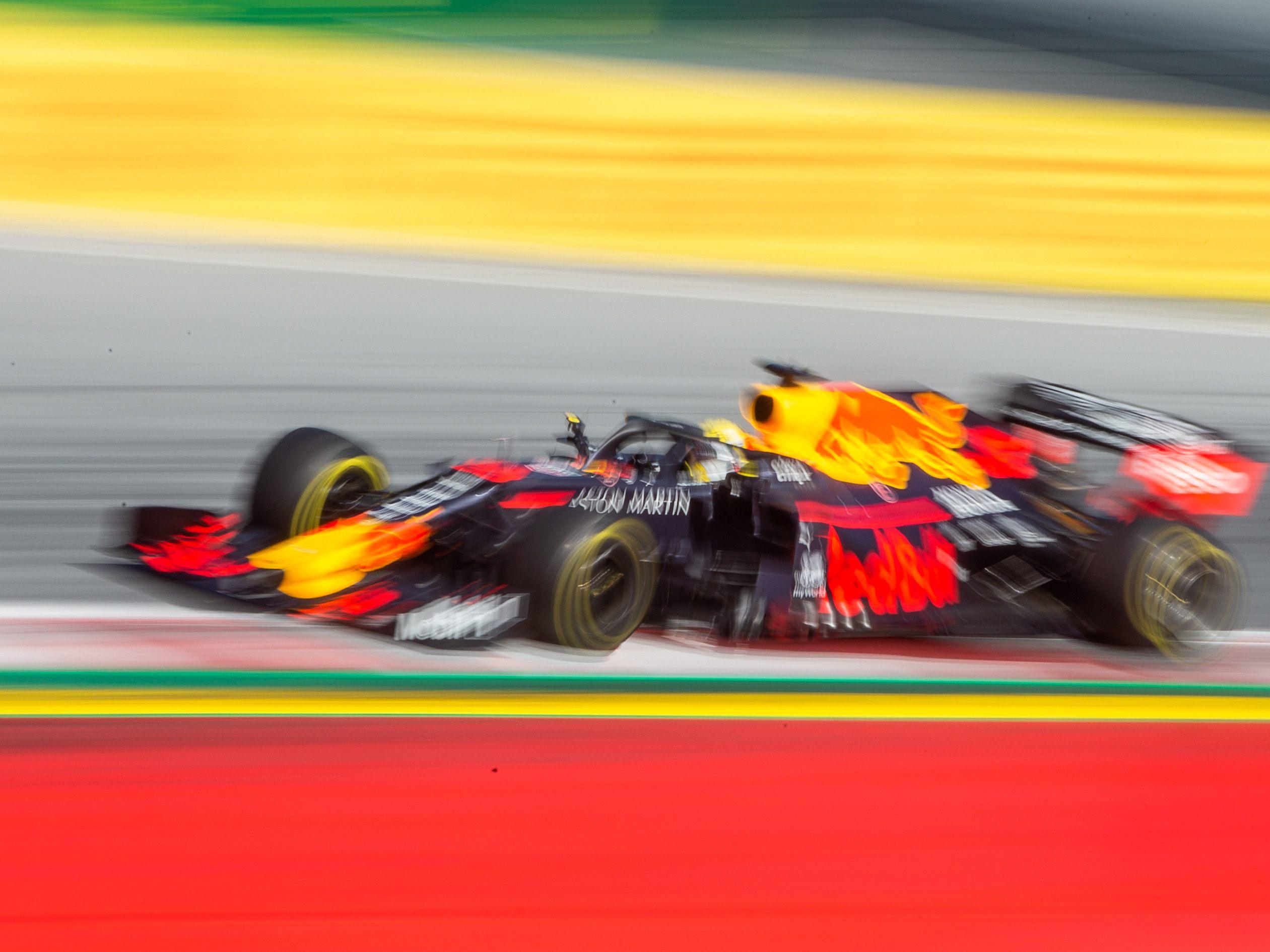 Formel1 in der Coronakrise - Notkalender für erste Saisonphase ohne Rennen in Deutschland