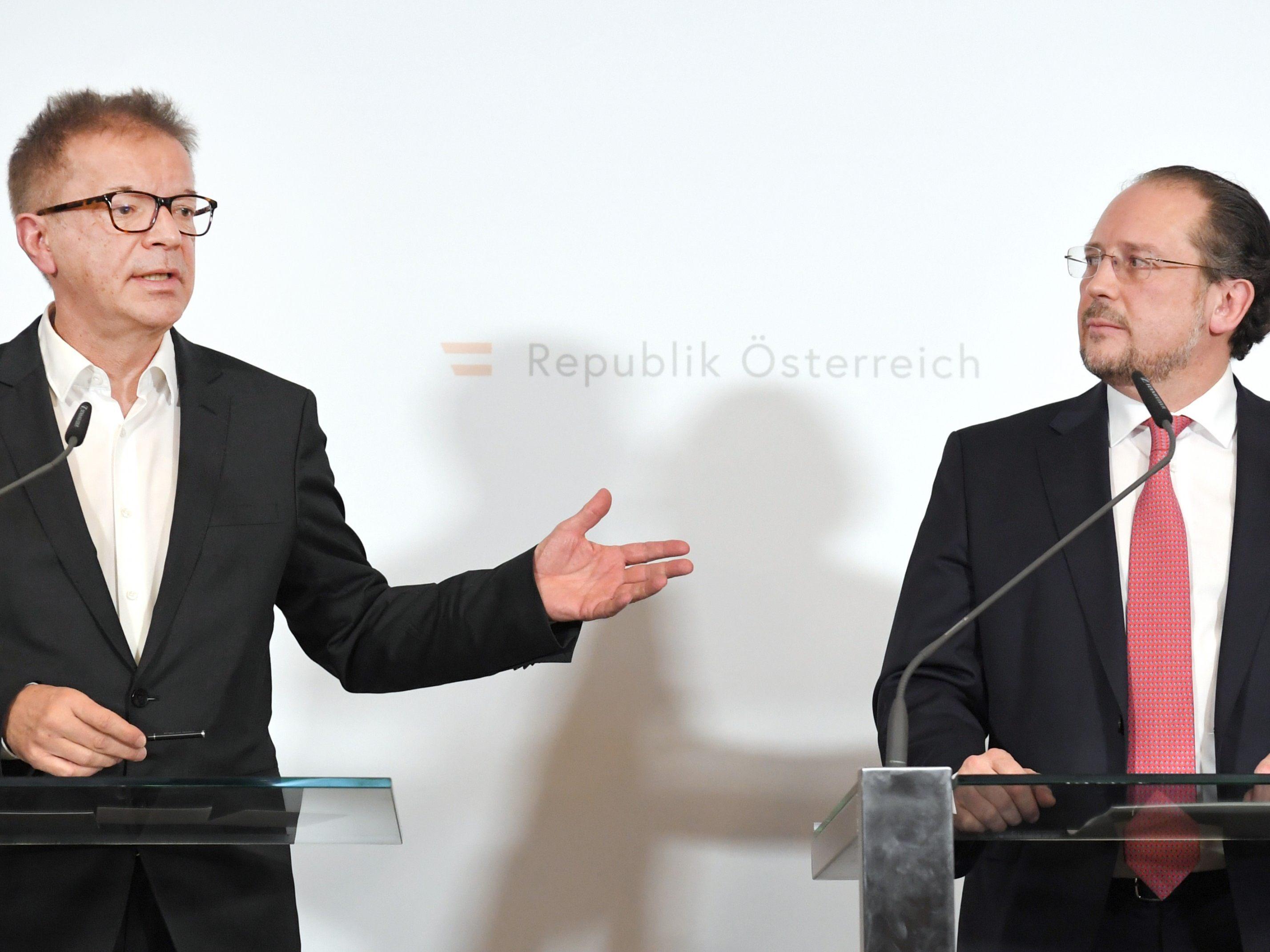 Regierung präsentiert neue Reisefreiheit für Österreich ...