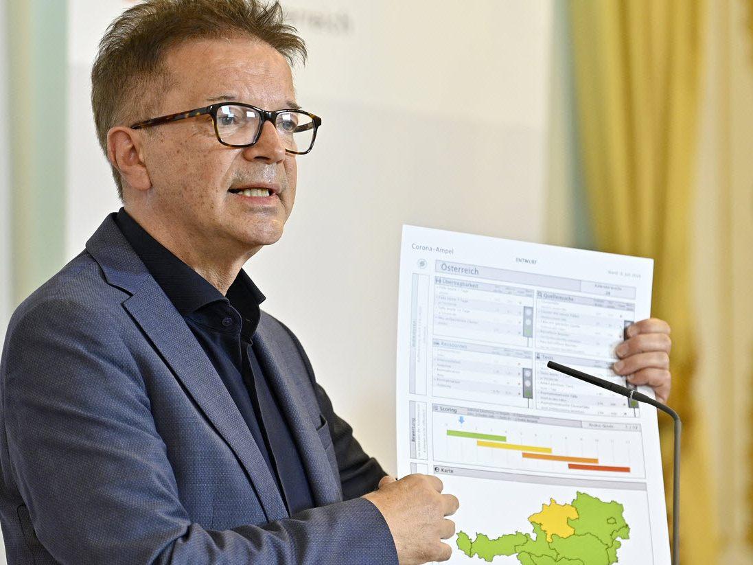 94 Coronavirus-Neuinfektionen in Österreich - Coronavirus -- VOL.AT